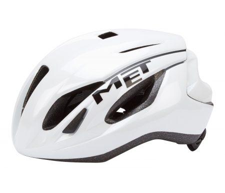 Met Strale – Cykelhjelm – Hvid