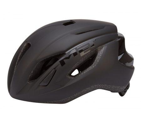 Met Strale – Cykelhjelm – Sort