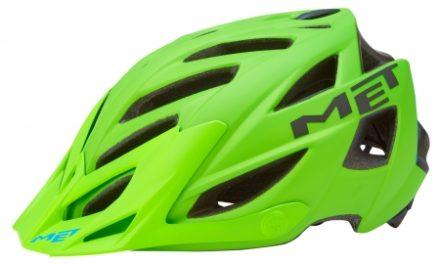 Met Terra – Cykelhjelm – Mat grøn/sort – Str. 54-61 cm
