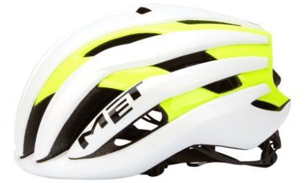 MET Trenta – Cykelhjelm – Hvid/gul