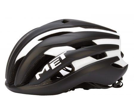 MET Trenta – Cykelhjelm – Sort/hvid
