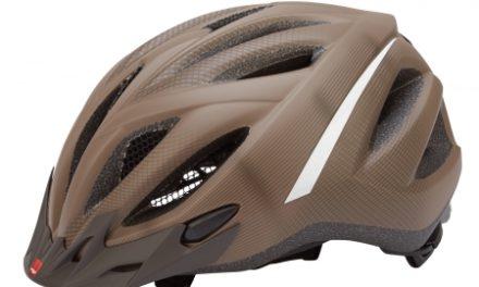 Met Urban Miles – Cykelhjelm – Mat brun