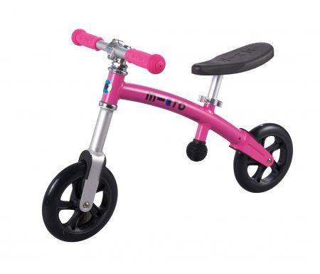 Micro G-Bike Light – Løbecykel – Pink