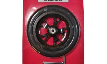 Micro – Hjul til løbehjul – 200mm – Flex Air – 1 stk