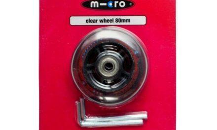 Micro – Hjul til løbehjul – 80mm – Mini Micro – 1 stk