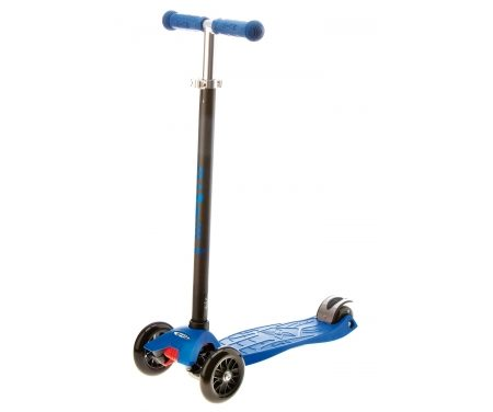 Micro Maxi Classic – Løbehjul med fire hjul – Blå