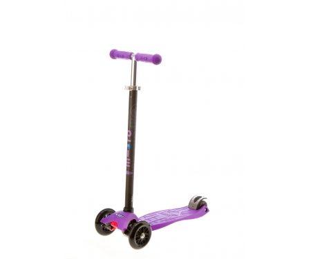 Micro Maxi Classic – Løbehjul med fire hjul – Lilla