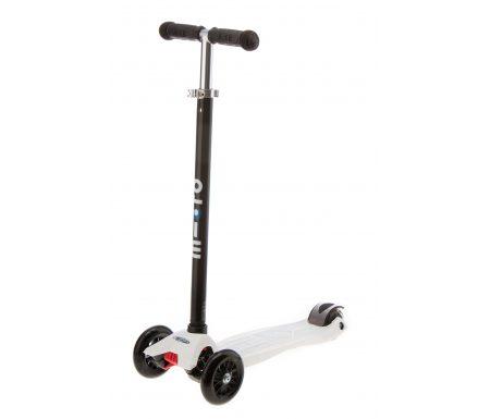 Micro Maxi Classic – Løbehjul med tre hjul – Hvid