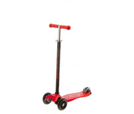Micro Maxi Classic – Løbehjul med tre hjul – Rød