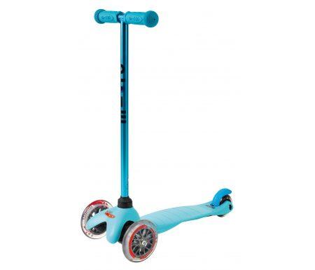 Micro Mini Classic – Løbehjul med tre hjul – Candy blue