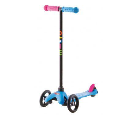 Micro Mini Classic – Løbehjul med tre hjul – Neon Blå