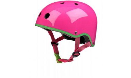 Micro Mini Cykelhjelm – Skater – Pink