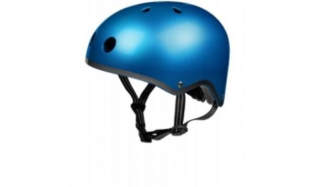 Micro Mini Cykelhjelm – Str. 53-58cm – Skater – Dark Blue