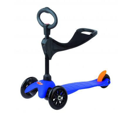 Micro Mini Sporty – Løbehjul 3 in 1 – Blå