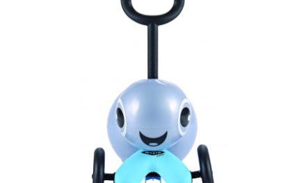 Micro Piccolino- Løbehjul/Scooter – Blå