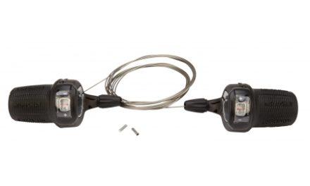 Microshift – Drejegrebssæt til 3 x 8 gear