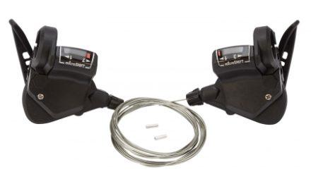 Microshift – Skiftegrebssæt til  3 x 7 gear