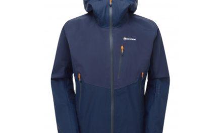 Montane Ajax Jacket – Skaljakke Mand – Navy