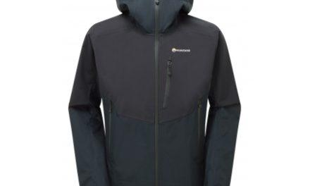 Montane Ajax Jacket – Skaljakke Mand – Sort