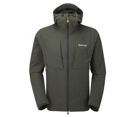 Montane Dyno Stretch Jacket – Softshell Mand – Grå