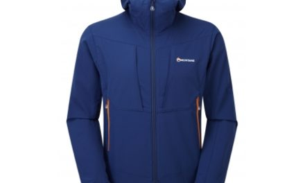 Montane Dyno Stretch Jacket – Softshell Mand – Navy