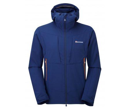 Montane Dyno Stretch Jacket – Softshell Mand – Navy