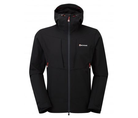 Montane Dyno Stretch Jacket – Softshell Mand – Sort