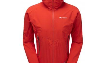 Montane Minimus Stretch Ultra Jacket – Skaljakke Mand – Rød