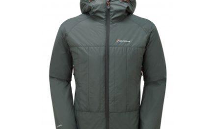Montane Prism Jacket – Fiberjakke Mand – Grå