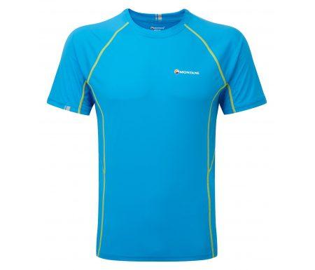 Montane Sonic T-Shirt – T-Shirt Mand – Blå