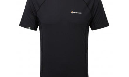 Montane Sonic T-Shirt – T-Shirt Mand – Sort
