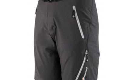 Montane Terra Alpine Shorts – Vandreshorts Mand – Grå