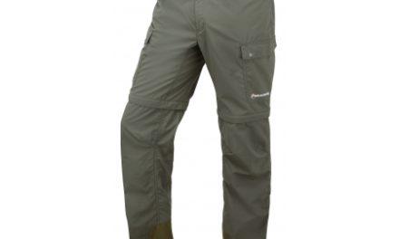 Montane Terra GT Converts – Zip-off bukser Mand – Army