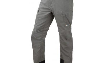 Montane Terra GT Converts – Zip-off bukser Mand – Grå