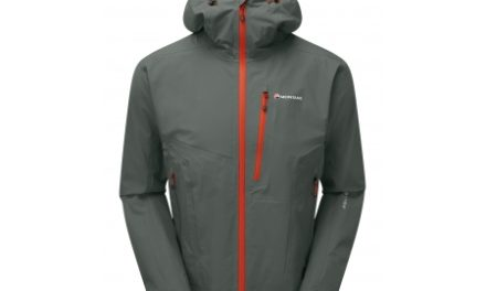 Montane Ultra Tour Jacket – Skaljakke Mand – Grå