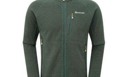 Montane Volt Jacket – Fleecejakke Mand – Grøn