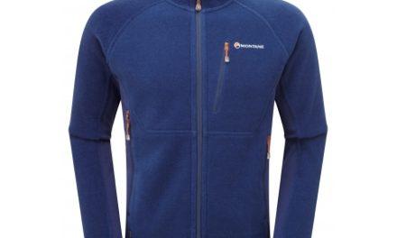 Montane Volt Jacket – Fleecejakke Mand – Navy