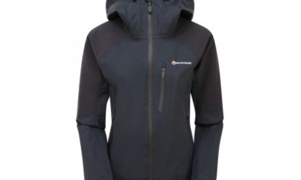 Montane Womens Ajax Jacket – Skaljakke Dame – Sort