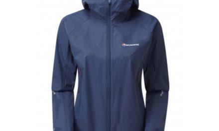 Montane Womens Atomic Jacket – Skaljakke Dame – Blå