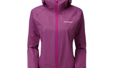 Montane Womens Atomic Jacket – Skaljakke Dame – Lilla