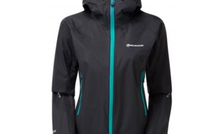 Montane Womens Atomic Jacket – Skaljakke Dame – Sort