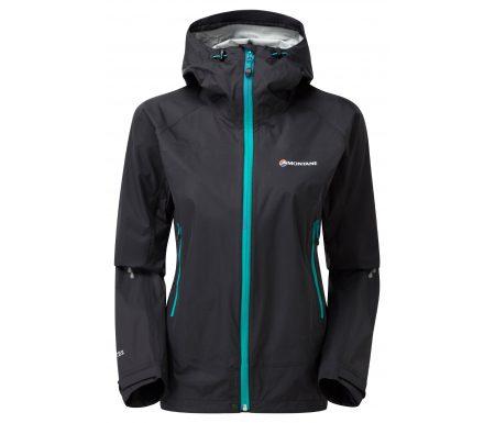 Montane Womens Atomic Jacket – Skaljakke Dame – Sort
