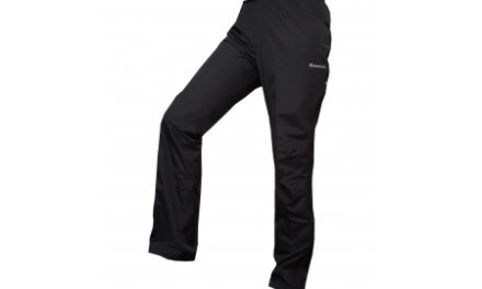 Montane Womens Atomic Pants – Skalbukser Dame – Sort
