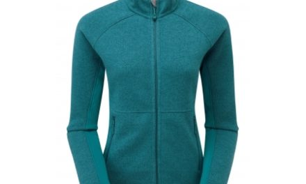 Montane Womens Neutron Jacket – Fleecejakke Dame – Blå