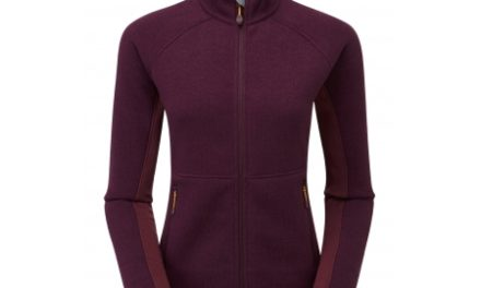 Montane Womens Neutron Jacket – Fleecejakke Dame – Lilla