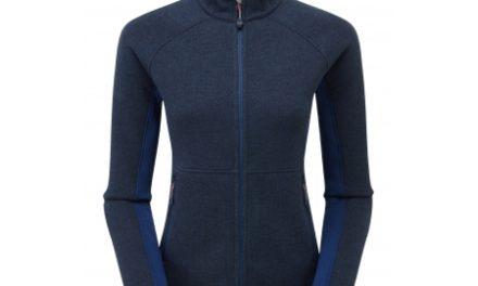 Montane Womens Neutron Jacket – Fleecejakke Dame – Navy