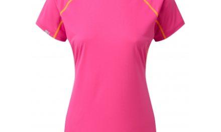 Montane Womens Sonic T-Shirt – Vandre-T-Shirt Dame – Pink