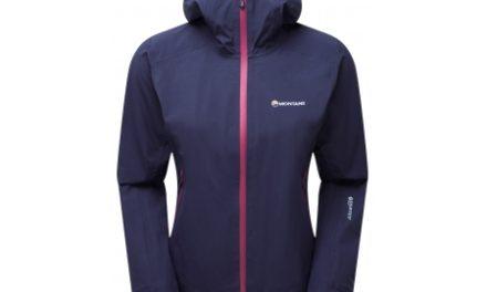 Montane Womens Ultra Tour Jacket – Skaljakke Dame – Blå