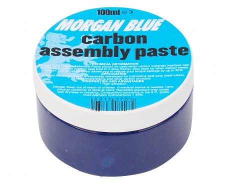 Morgan Blue Carbon Assembly Paste – Til montering af carbondele – 100ml