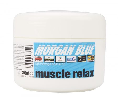 Morgan Blue Muscle relax – Lindrende creme – 200 ml